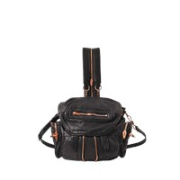 Alexander Wang Marti Mini Backpack Rose Gold Finish