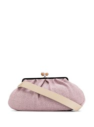 Max Mara Panaro Shoulder Bag Pink