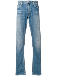 Citizens Of Humanity Regular Jeans Blue