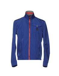 Refrigiwear Coats And Jackets Jackets Blue