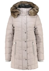 S.Oliver Down Coat Light Beige Taupe