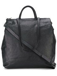 Marsell Marsell Top Zip Tote Black