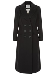 Windsmoor London Double Breasted Coat Black