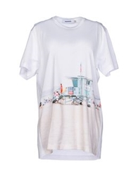 Marios T Shirts White