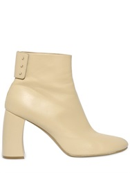 Stella Mccartney 80Mm Faux Leather Ankle Boots