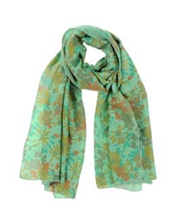 Rosamunda Stoles Light Green