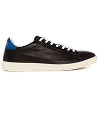 Diesel Navy And Blue Dyneckt Sneakers