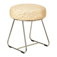 Pols Potten Ceram Stool Natural