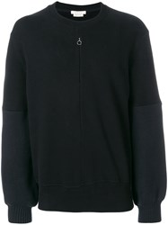 Alyx Crew Neck Sweatshirt Black