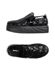 Jeannot Sneakers Black