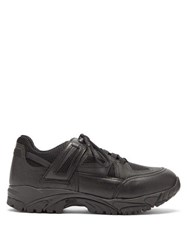 Maison Martin Margiela Security Low Top Trainers Black