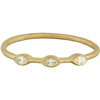 Tate Women's Marquise Ring No Color