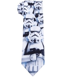 Star Wars Storm Troopers Army Tie