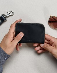 Sandqvist Penny Wallet In Leather Black