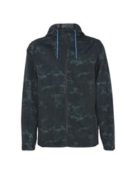 Rvlt Revolution Jackets Dark Green