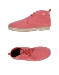Which One Espadrilles Light Brown