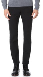 Vince Essential Soho 5 Pocket Twill Jeans Black