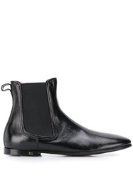 Dolce And Gabbana Ankle Chelsea Boots 60