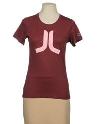Wesc Topwear Short Sleeve T Shirts Women