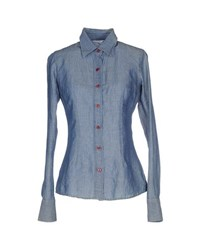 Barba Denim Denim Shirts Women