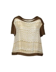 Hache Blouses Ivory