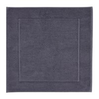 Aquanova London Bath Mat Graphite Grey