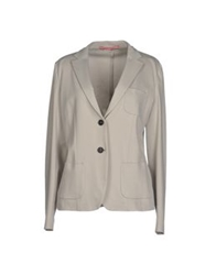 New York Industrie Blazers Light Grey