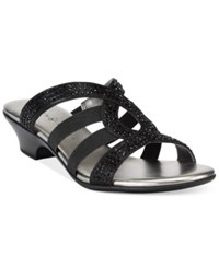 Karen Scott Emet2 Embellished Sandals Only At Macy's Women's Shoes