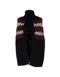 Mauro Grifoni Capes And Ponchos Black