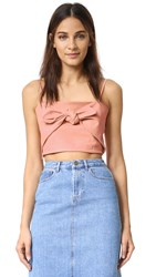 Veda Hue Top Shell Pink