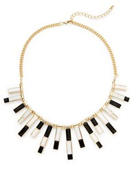 Catherine Stein Colorblock Collar Necklace
