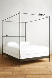 Anthropologie City Perch Bed Black