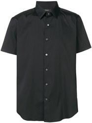 Theory Short Sleeve Shirt Black