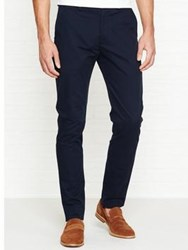 Barbour City Neuston Chinos Navy