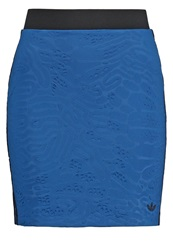 Adidas Originals Bermuda Mini Skirt Surblu Blue