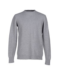 Tillmann Lauterbach Knitwear Jumpers Men Grey
