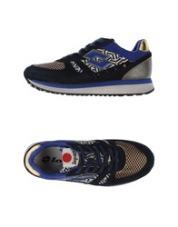Lotto Leggenda Footwear Low Tops And Trainers Women Dark Blue