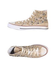 Happiness High Tops And Trainers Beige