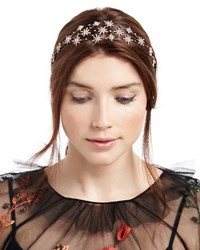 Jennifer Behr Starlight Constellation Circlet Headband Rose