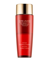 Estee Lauder Nutritious Vitality8 Radiant Dual Phase Emulsion 3.4 Oz.