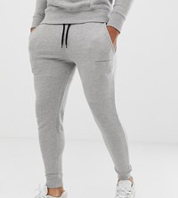 Good For Nothing Skinny Jogger In Grey With Logo