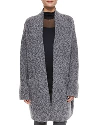 Rag And Bone Rag And Bone Diana Wool Blend Sweater Coat Women's