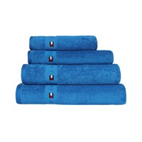 Tommy Hilfiger Plain Skydiver Range Towel Bath Sheet
