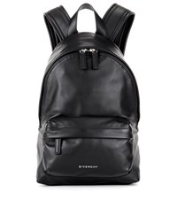 Givenchy Mini Leather Backpack Black