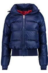 Pyrenex New Mythic Quilted Shell Down Jacket Blue