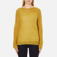 Gestuz Women's Molly Jumper Golden Palm