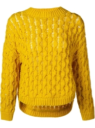 Le Ciel Bleu Chunky Knit Sweater