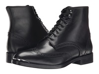 The Kooples Smooth Leather Military Boot