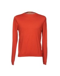 Private Lives Knitwear Jumpers Rust