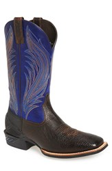 Ariat Men's 'Catalyst Prime' Cowboy Boot Glazed Bark Leather